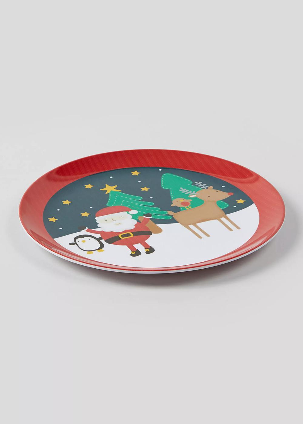 Christmas Tableware Matalan