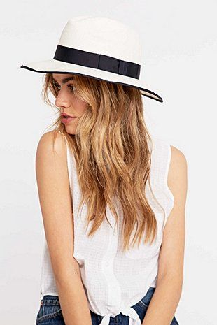 6a7e70ecbef Christys London Classic Down Brim Panama Hat in Navy - Urban Outfitters