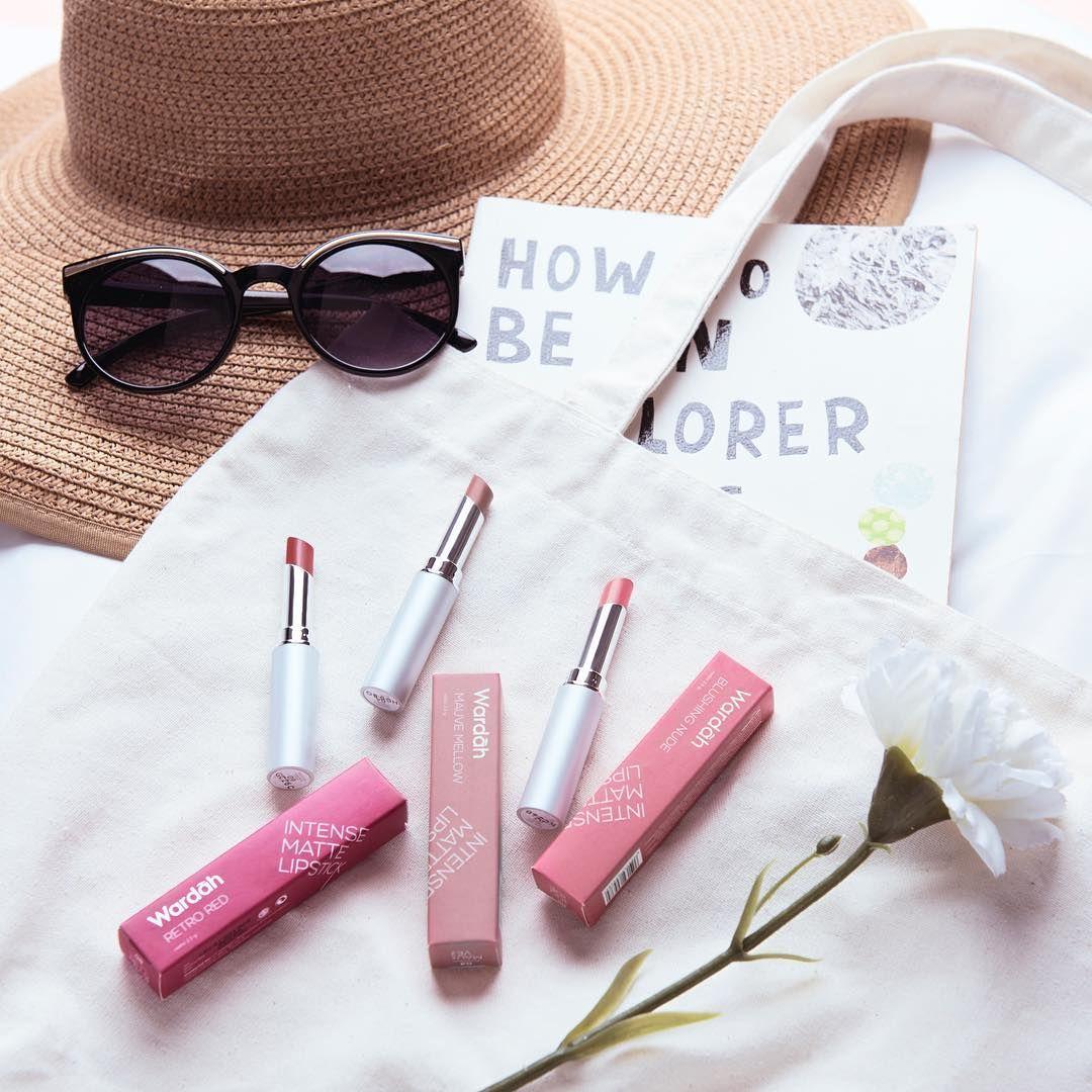 Wardah Intense Matte Lipstick 02 Blushing Nude 25gr Harga Passionate Pink 07 Warna Andalan 04 Dan 08 Siap Temanimu