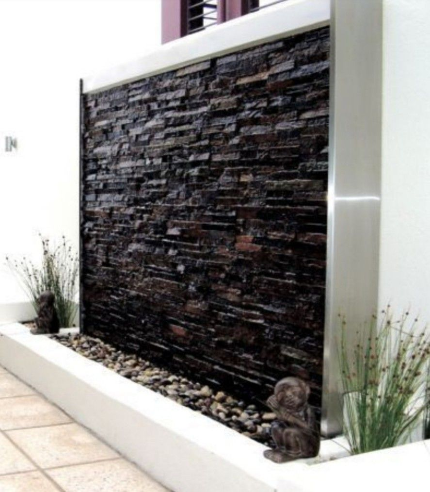 Water Fountain Outdoor Wall Fountains Water Feature Wall Water Wall Fountain