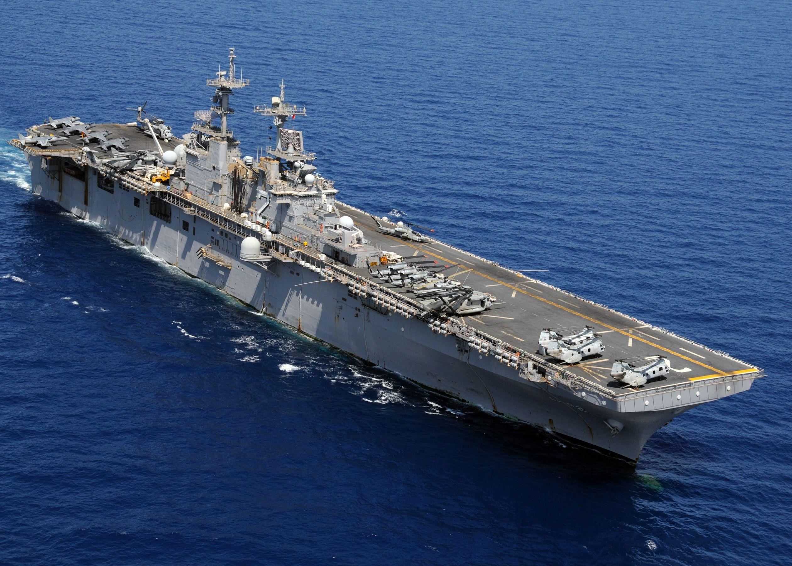 Resultado de imagen para buque Essex US Marine