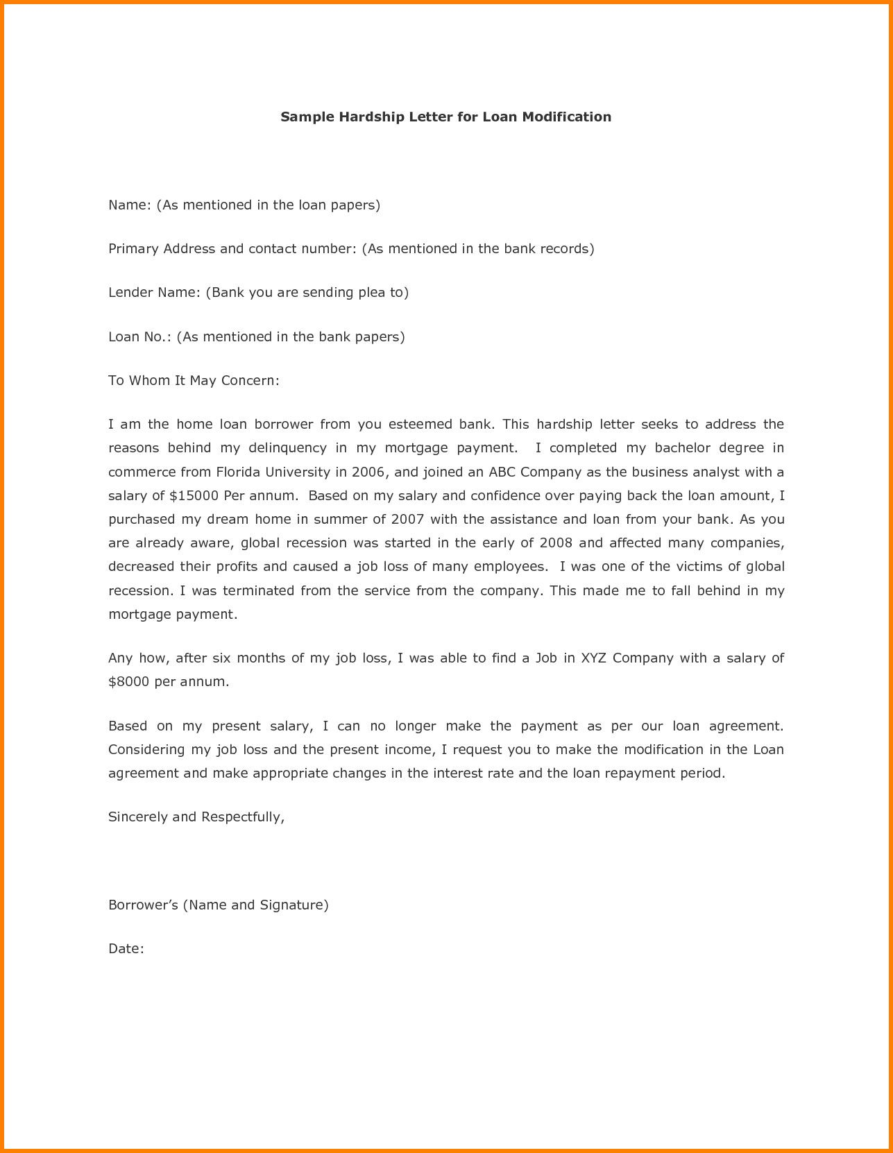 Example Letter For Immigration Lovely 5 Example Of