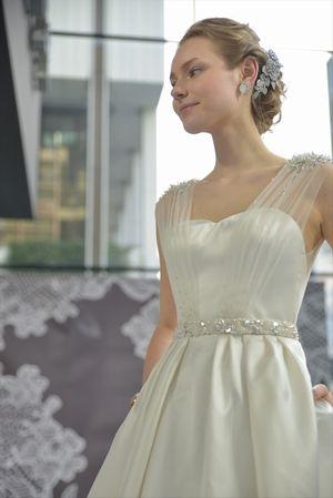ノバレーゼ ウェディングドレス