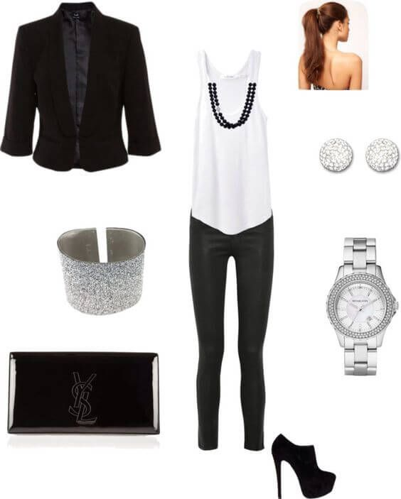 fancy last minute night out outfits cast