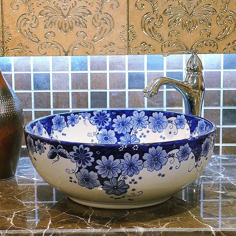 Lavabo Washbasin Art Wash Basin