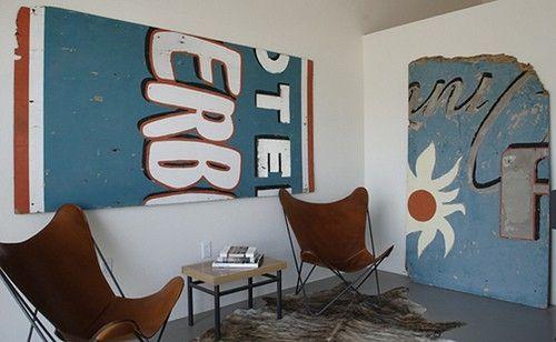 HOTEL STYLE: THUNDERBIRD, MARFA TEXAS