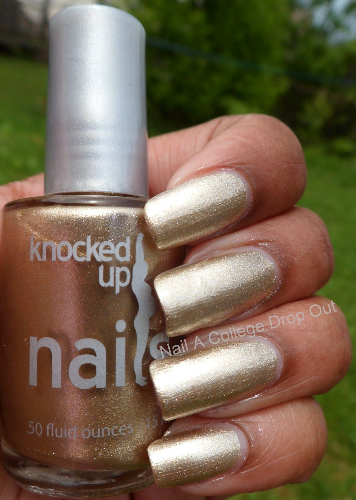 18K Gold Crown(ing) reviewed by Nail a College Dropout | Knocked Up ...