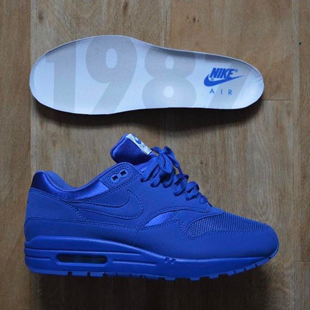 Air Max 1 Premium x Game Royal Blue @niar445