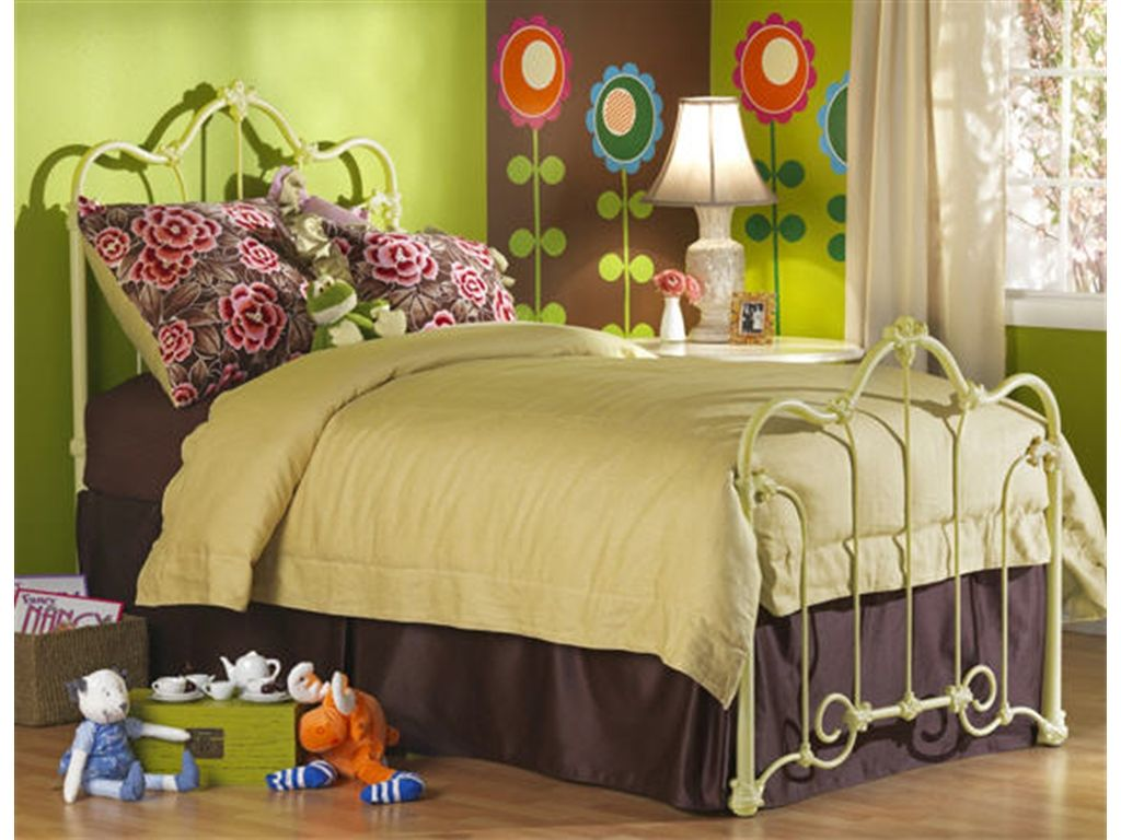 Wesley Allen Bedroom Whitney Complete Bed CB1085 The
