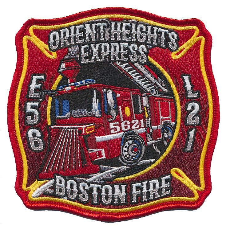 Douglas Fire Department Patch Worcester County, MA