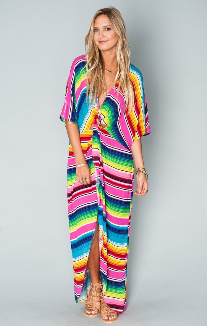 Clothing · Get Twisted Maxi Dress ...