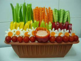 Favorite Super Bowl Food Recipes, Fruits and Vegetables, Kabobs, Nachos and Parfaits? Yeah, Its All Good!