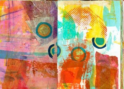 collage journeys: journal