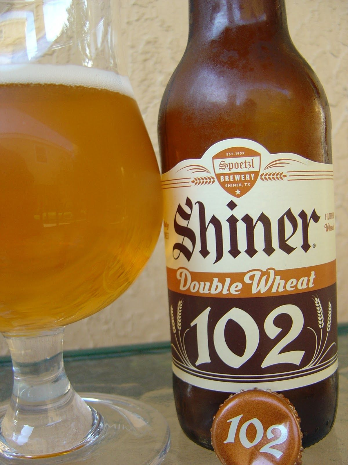 Shiner 102 Double Wheat Shane S Rating 3 5 Out Of 5