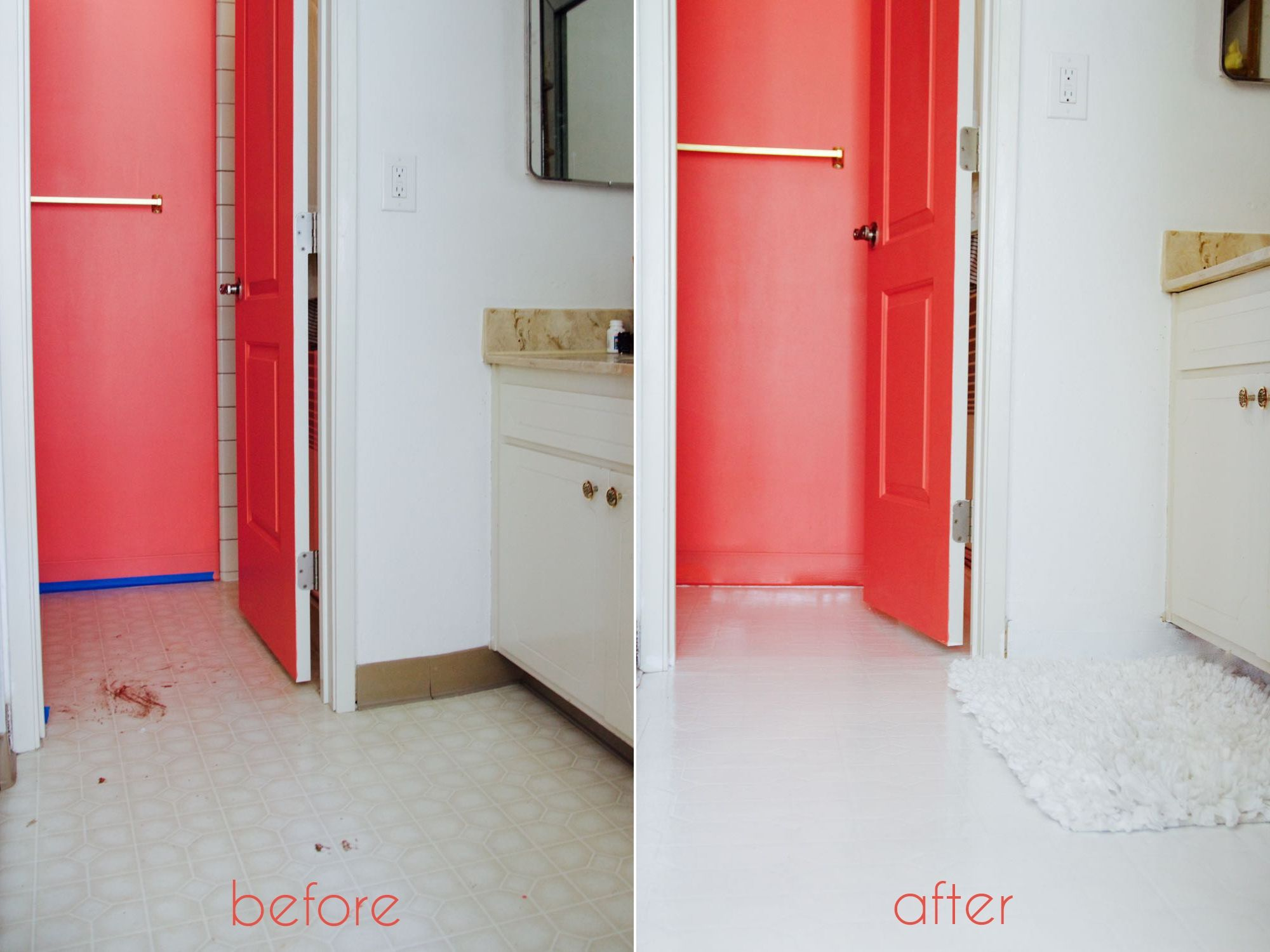 Bathroom Tile Paint Before And After Pictures | Bathroom Ideas ...