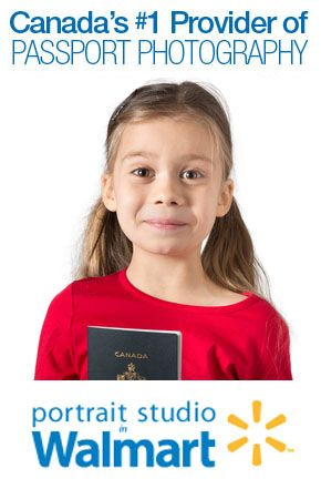 Passport photo's should be simple. Walk-in appointments welcome. Come in today. http://www.walmartportraits.ca/products/passport