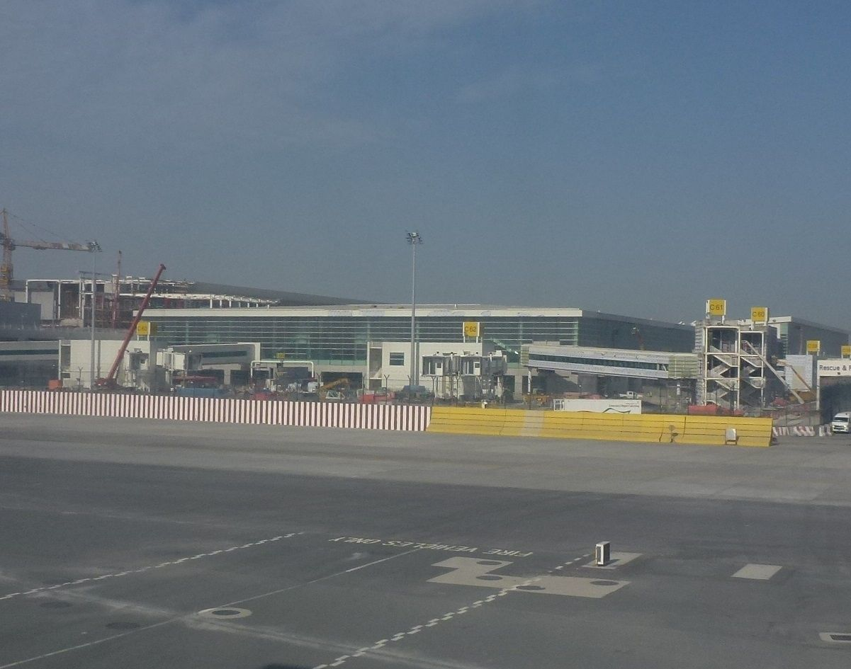 V Aeroportu Dubaya Otkryvaetsya Novyj Konkors Aeroporty Turizm Dub