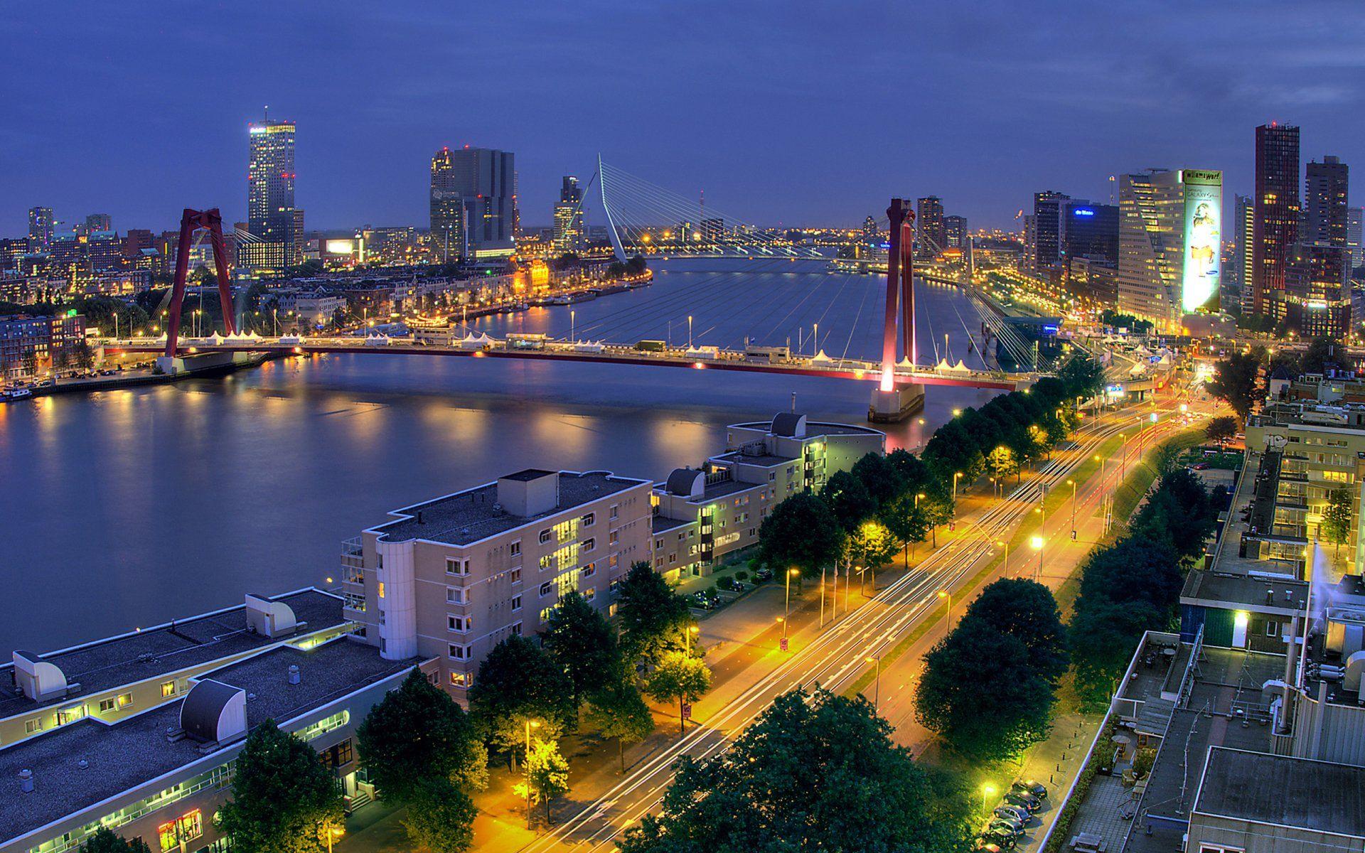 Rotterdam Moodboard about myself Rotterdam, City