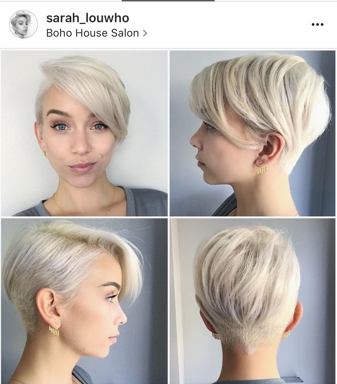 Pixie 360 Hair Pinterest Hair Short Hair Styles And Hair Styles