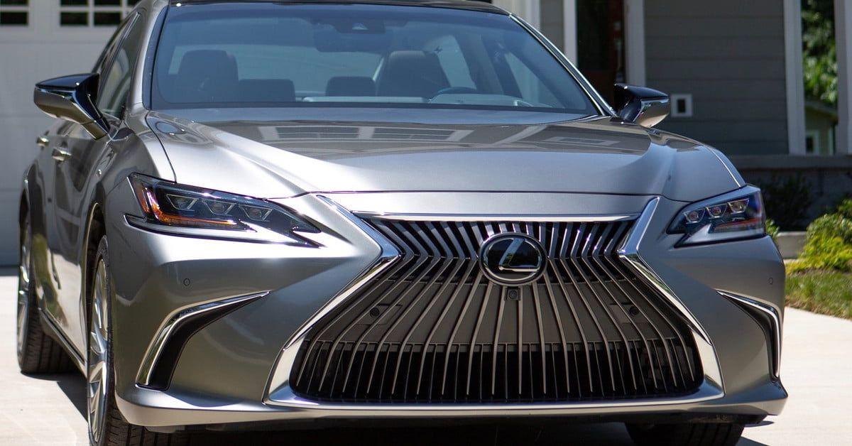2019 Lexus ES is Amazon Prime Day Sweepstakes Prize