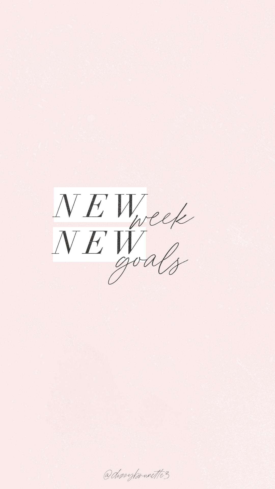 Free Downloadable Phone Wallpapers - January 2020 - Dizzybrunette