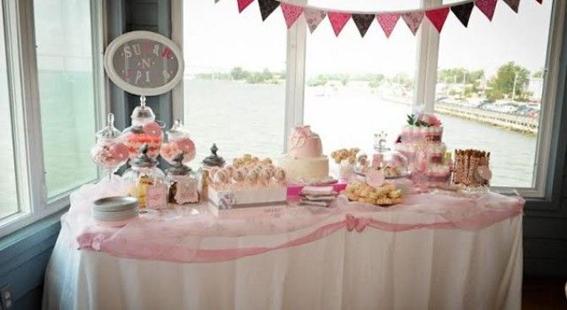 Winter Baby Shower Centerpieces For Girls Google Search Baby