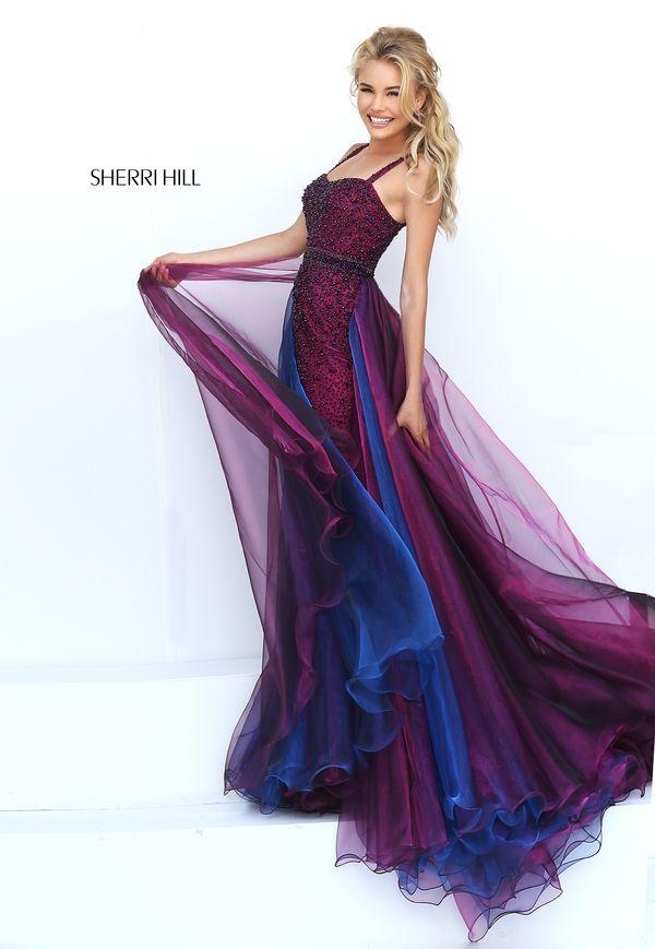 Sherri Hill 32346 | Evening Gowns | Pinterest | Vestiditos, Vestidos ...