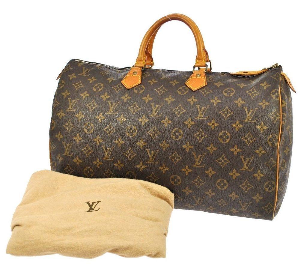 82020c201c Louis Vuitton Speedy 40 Handbag - $695.00 FREE LAYAWAY - FREE ...