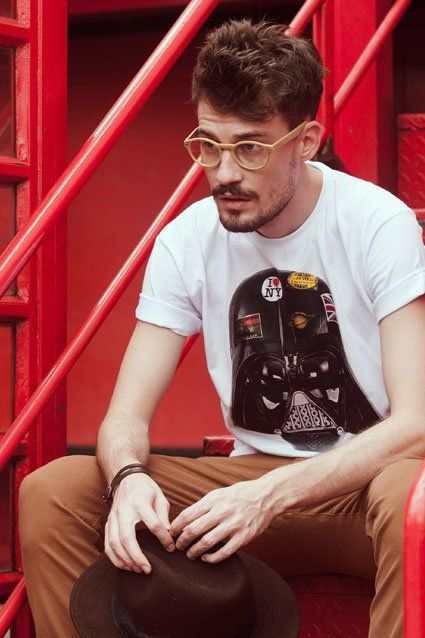 moda geek camiseta darth vader