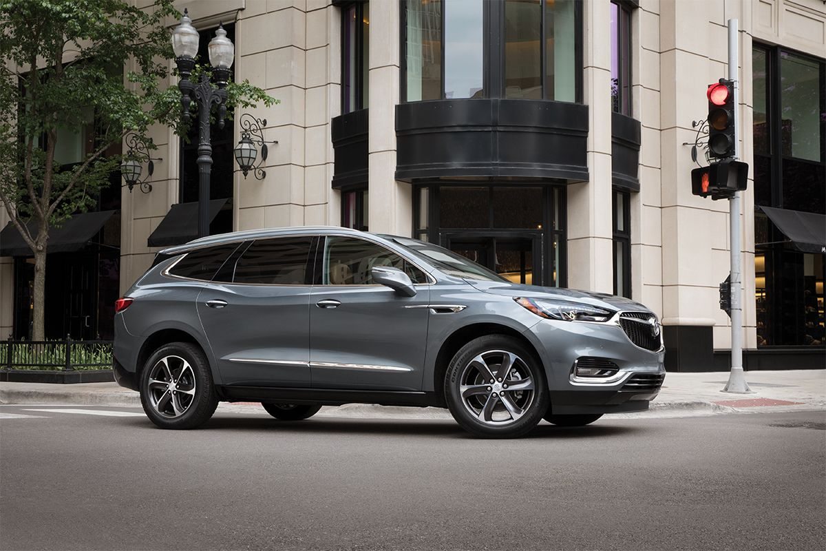 New Buick Inventory Buick Enclave Buick Signs Youre In Love