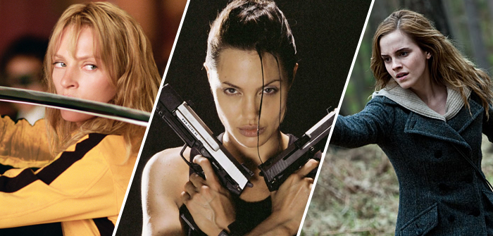 20 Action Movies That Feature Kick-Ass Female Leads