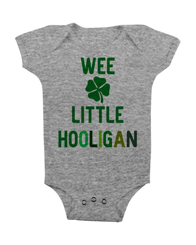 St Patricks Day Baby Onesie Outfit Cute Clothes For Girl Boy Lucky 6