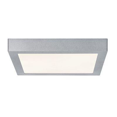 Paulmann Lunar 1 Light LED Flush Ceiling Light U0026 Reviews | Wayfair UK