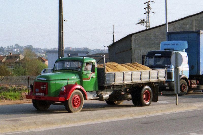 CCMV Classic Commercial Motor Vehicles | Volvo N