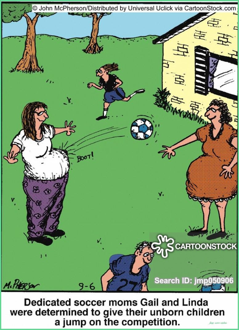 Seven Shocking Facts About Funny Soccer Cartoons Funny Soccer Cartoons Https Soccerdrawings Com Seven Shocking In 2020 Pregnant Cartoon Funny Cartoons Soccer Funny