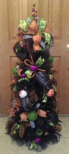Halloween tree idea
