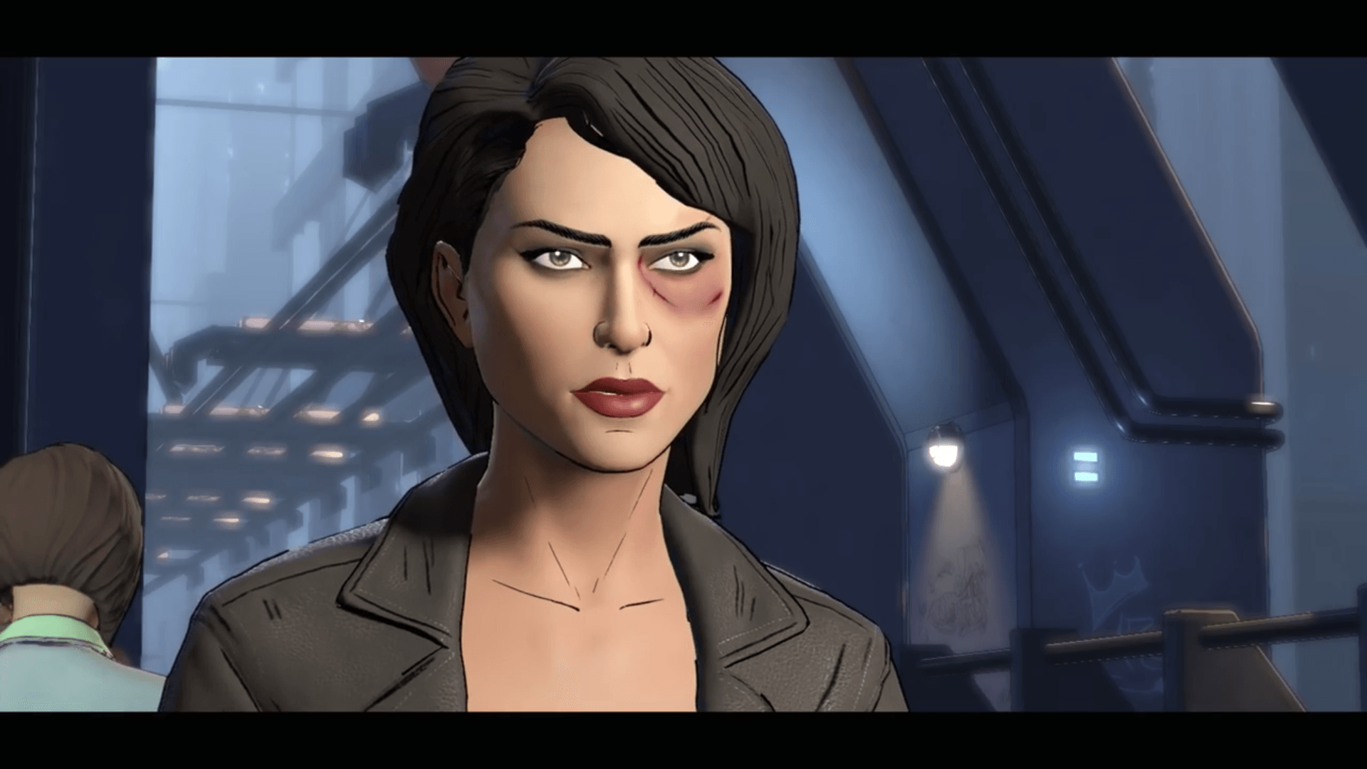 vicki vale telltale | Selina Kyle's encounter with Bruce Wayne gets interesting