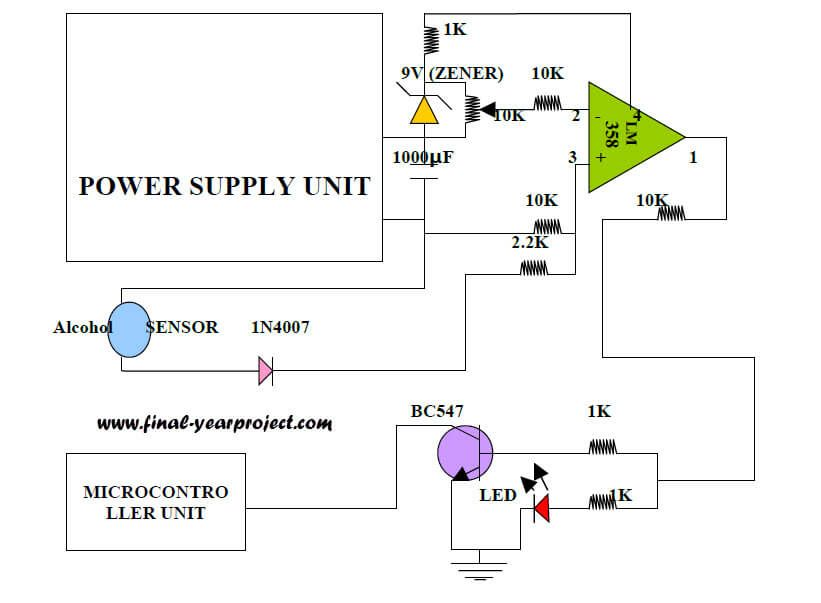 air pressure sensor circuit diagram of wireless  hydraulic