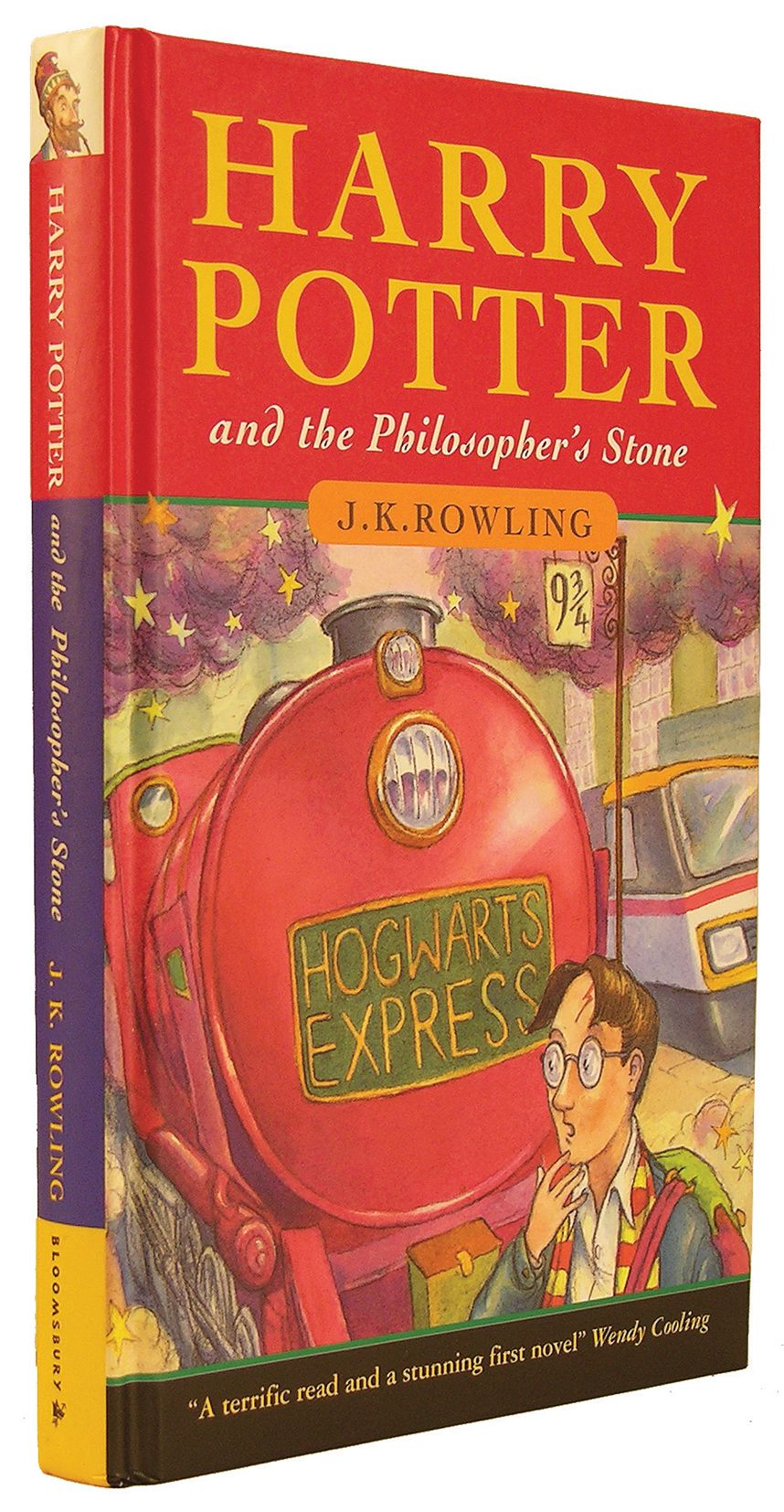 This Is No Ordinary Harry Potter Book This Is An Actual First
