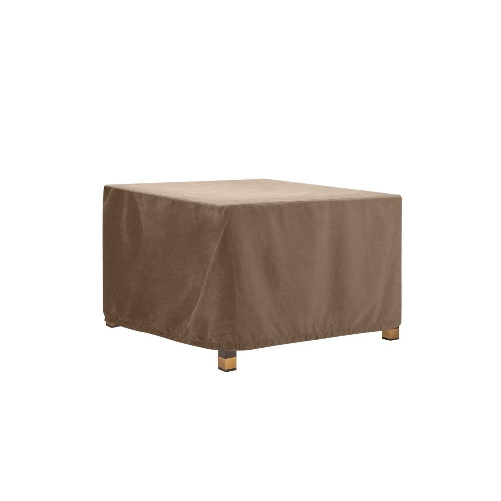 Brown Jordan Form Patio Furniture Cover For The Square Dining Table Solid Patio Furniture Covers Furniture Covers Square Dining Tables