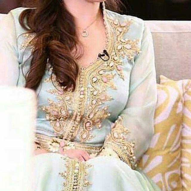 قفطان حرير مغربي ازياءمغربية تكشيطة مغربية ازياء تفصيل تصميم خياطة عروس دبي الامارات العين ابوظب Moroccan Fashion Moroccan Dress Moroccan Caftan