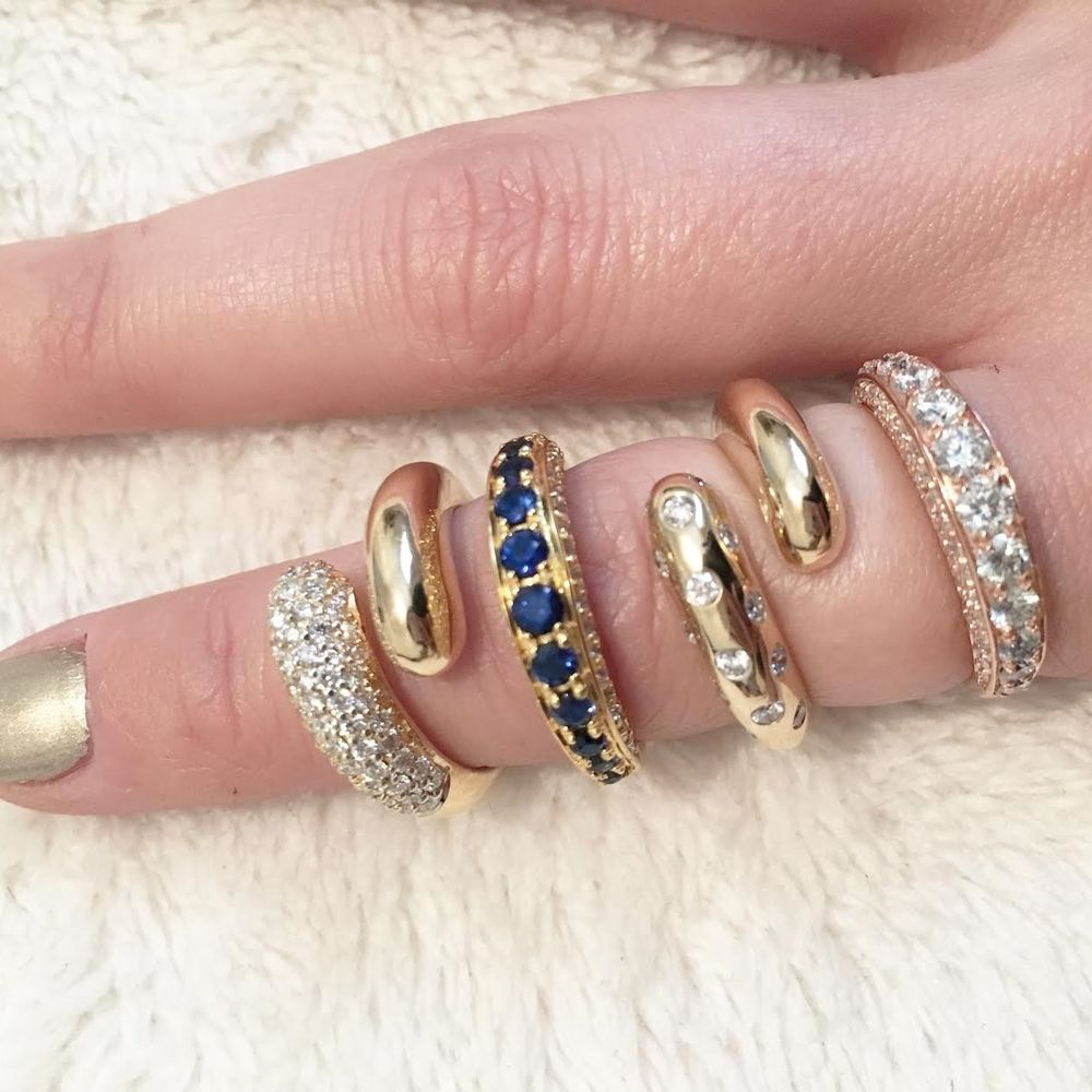 Stacy Nolan Is A Fine Jewelry Designer To Know Sapphire Designers