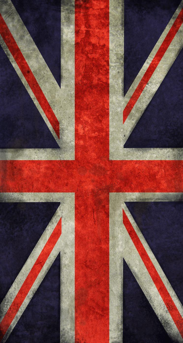 Wallpaper Line Bandeira Do Reino Unido Inglaterra Bandeira