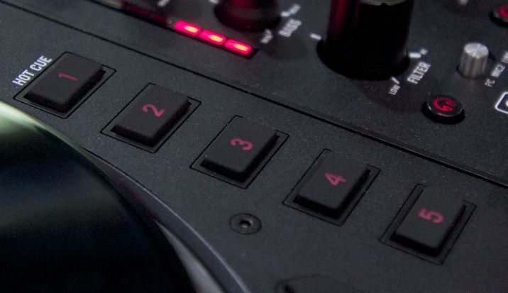 numark nsfx ns7 effects controller