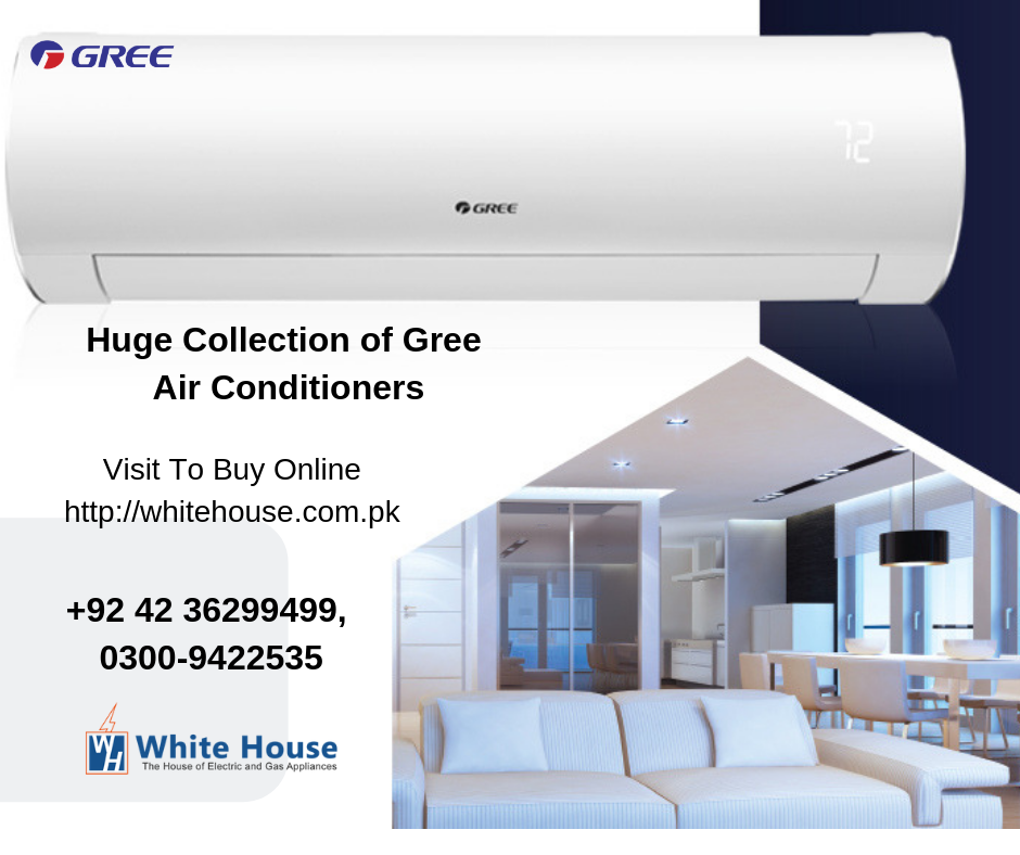 Gree Air Conditioners Home appliances, Air conditioner