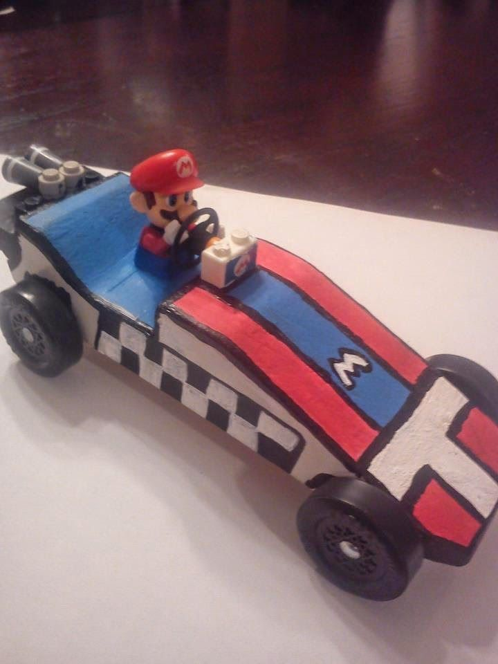One of the biggest events in a cub scouts year is the Pinewood Derby ...