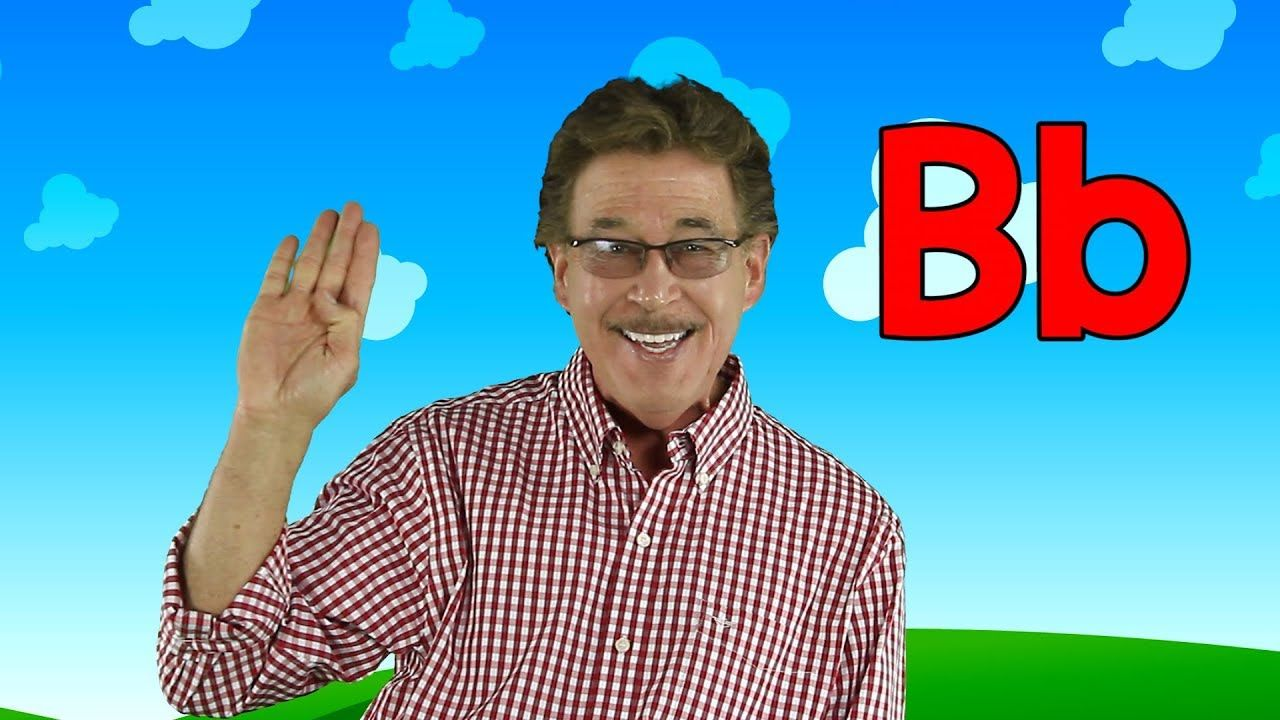 Letter B Sing and Learn the Letters of the Alphabet