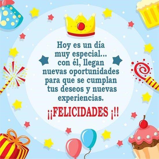 Mensajes Emotivos De Cumpleanos 3 Feliz Cumpleaños Desear