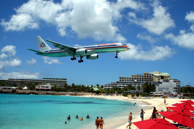 Beaches Of St Maarten   Philipsburg, St  Maarten :: Worlds
