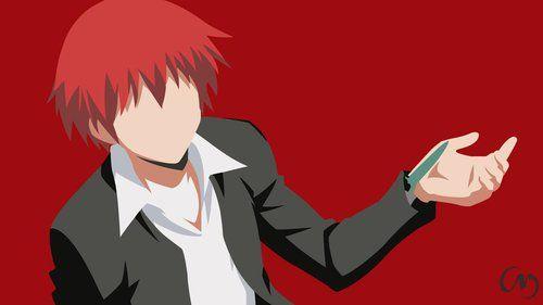 Akabane Karma Assassination Classroom Anime Anime Canvas Anime Background